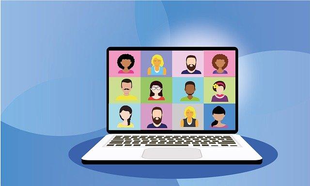 Zusammenarbeit mit Microsoft Teams Videokonferenzen, Kommunikation Online effektive Zusammenarbeit